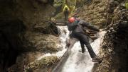 Kaland a szurdokban - Szlovák Paradicsom túra nagy esőzés után