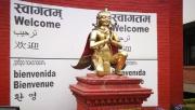 Megérkeztünk Katmanduba