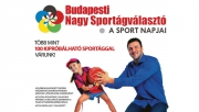 XX. Budapesti Nagy Sportágválasztó - A SPORT NAPJAI | www.mozgasvilag.hu