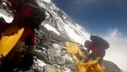 Videó: Amikor az Everesten elszabadul a pokol
