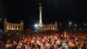 17 és fél ezren mozdultak bele az Olimpia Éjszakájába