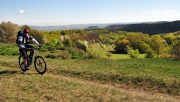 Backpacking mountain bike túra vadregényes hazai tájakon