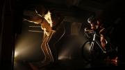 Szélcsatornás kerékpárteszt