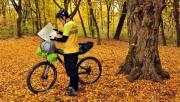 Felmálházott MTBvel az ösvényeken - Vaude Trail táskák