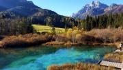 4 nap Szlovéniában észak és dél között