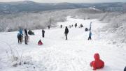Téli sportok a Pilisi Parkerdőben