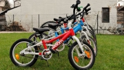 Woom gyerekkerékpárok