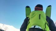 Thule Upslope 25 hátizsák teszt | www.mozgasvilag.hu