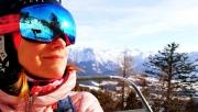 2 méter magas hófalak között síeltünk Ausztriában! | www.mozgasvilag.hu
