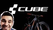 Cube kerékpárok 2019