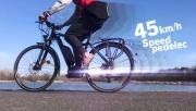 A 45 km/h-s ebike!