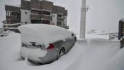 Durva havazással tért vissza a tél az Alpokba