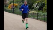 Maraton síbakancsban