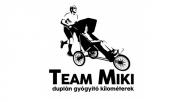 Team Miki - sportcsapata lett a súlyosan beteg kisfiúnak