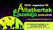 Állatkertek Éjszakája a Budakeszi Vadasparkban