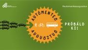 Műanyagmentes Július után elindult az Autómentes Augusztus | www.mozgasvilag.hu