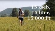 Kalenji 15 literes futóhátizsák tesztje