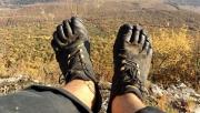 Mezítlábas futás vagy túrázás - Vibram FiveFingers V-TRAIL 2.0 teszt