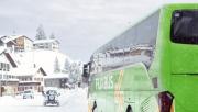 Több szlovák sípályához is napi összeköttetést biztosít a FlixBus
