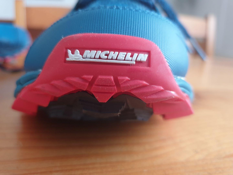 Mizuno Mujin 6 Micheling talp Forrás: Belus Tamás - Mozgásvilág