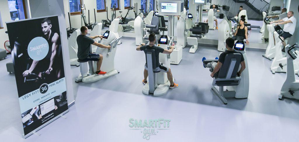 SmartFit Gym Forrás: SmartFit Gym