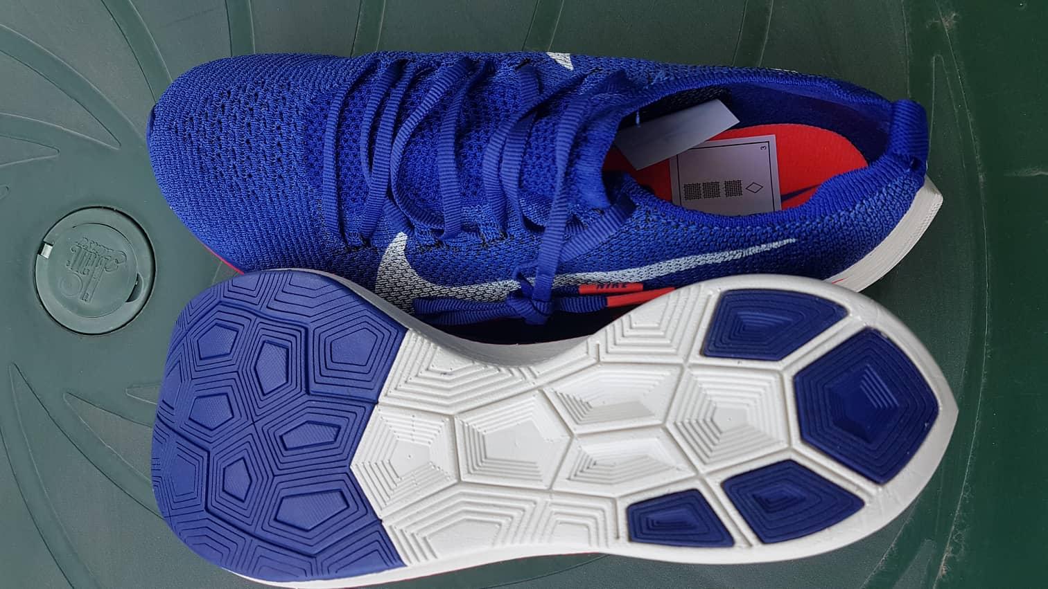 Nike Vaporfly 4% Forrás: Kuttor Csaba - Mozgásvilág