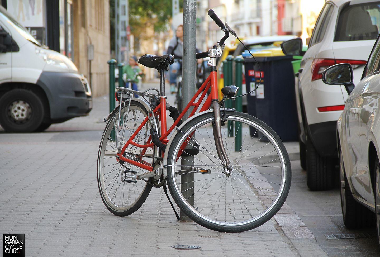 Kerékpárunk biztonságban Forrás: Magyar Kerékpárosklub