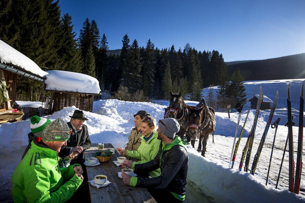 Téli üdülés Stájerországban - Ausztria zöld szívében Forrás: Steiermark Tourismus / ikarus.cc