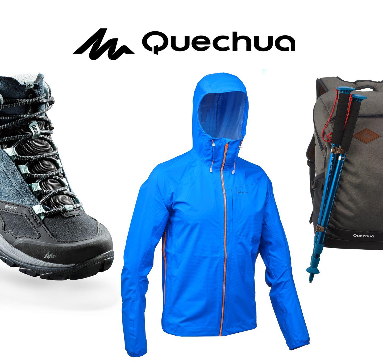 Quechua Forrás: Decathlon