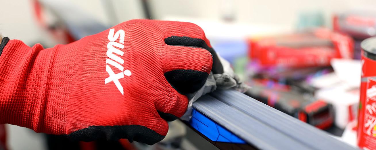 Swix síléc vaxolás Forrás: swixsport.com