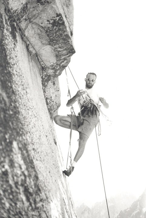Royal Robbins, Salathé Forrás: Royal Robbins Facebook
