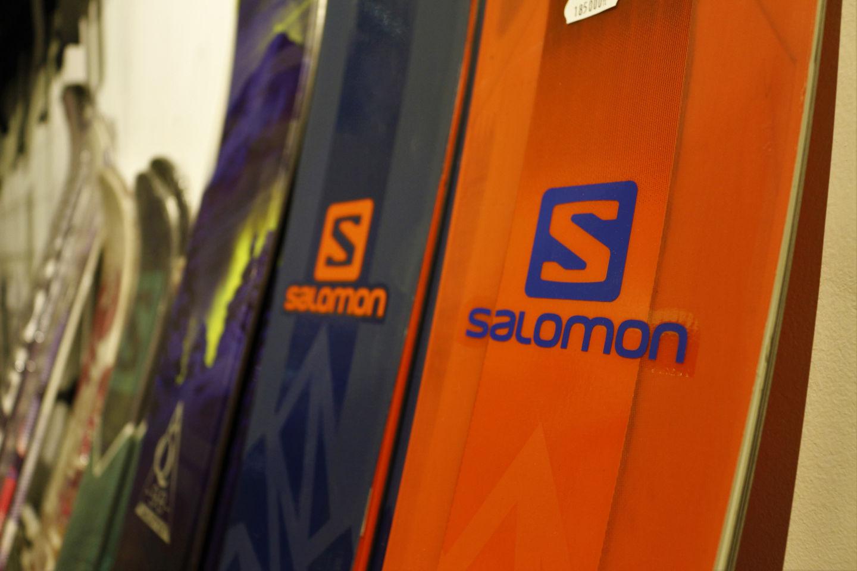 Vadonatúj Salomon Center Forrás: Mozgásvilág.hu