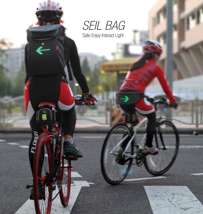 Seil Bag használatban