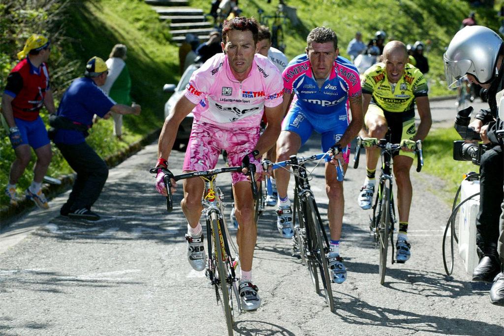 Gilberto Simoni Forrás: Tour de Zalakaros