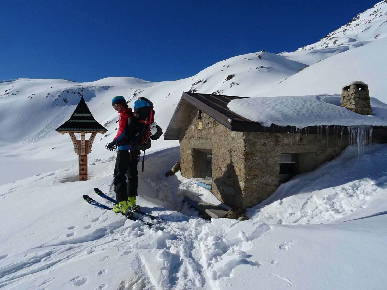 Bivacco Baitel del Mont Forrás: Salamon Márk Facebook