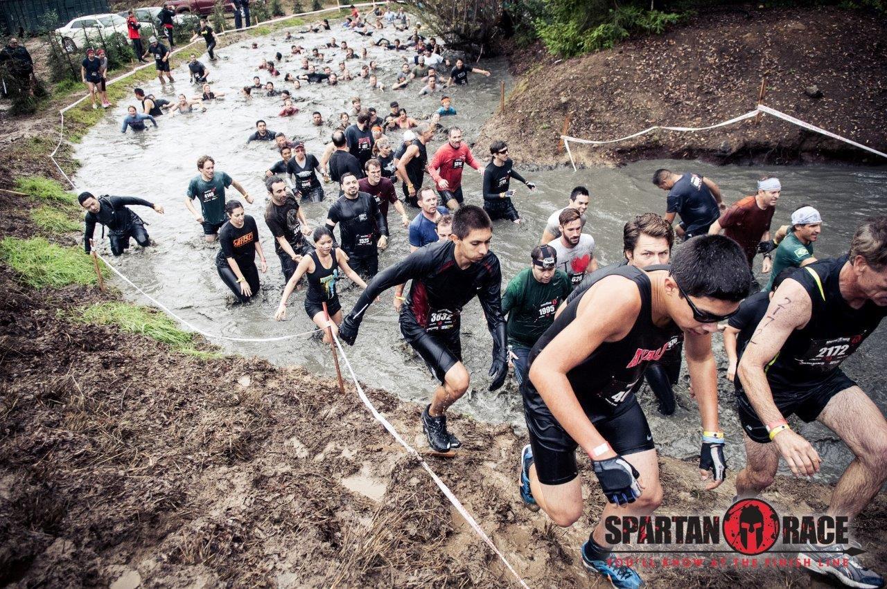 Spartan Race Forrás: Spartan Race