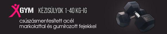 Kézi súlyok Forrás: SportX