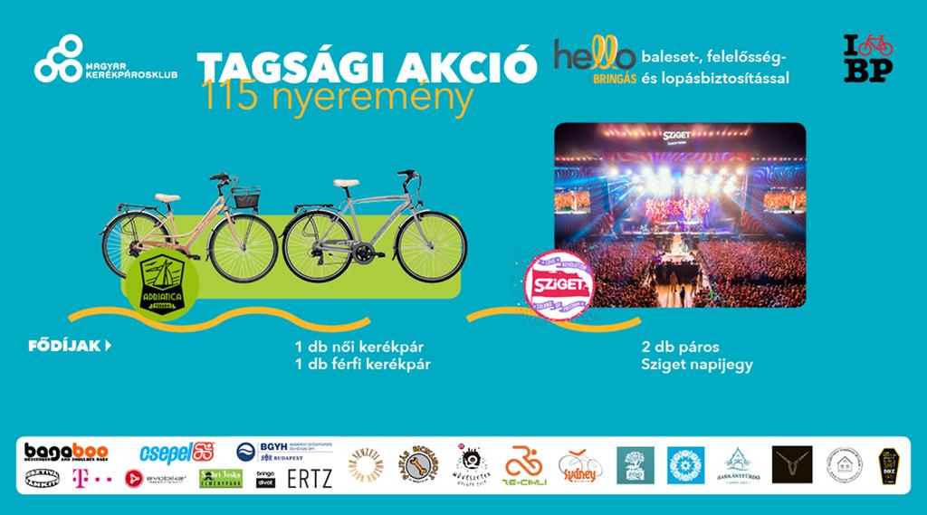 Most érdemes biztosítást kötni! Forrás: Magyar Kerékpárosklub