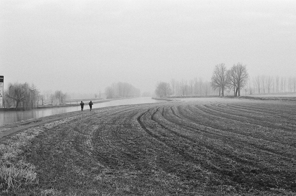Téli futás