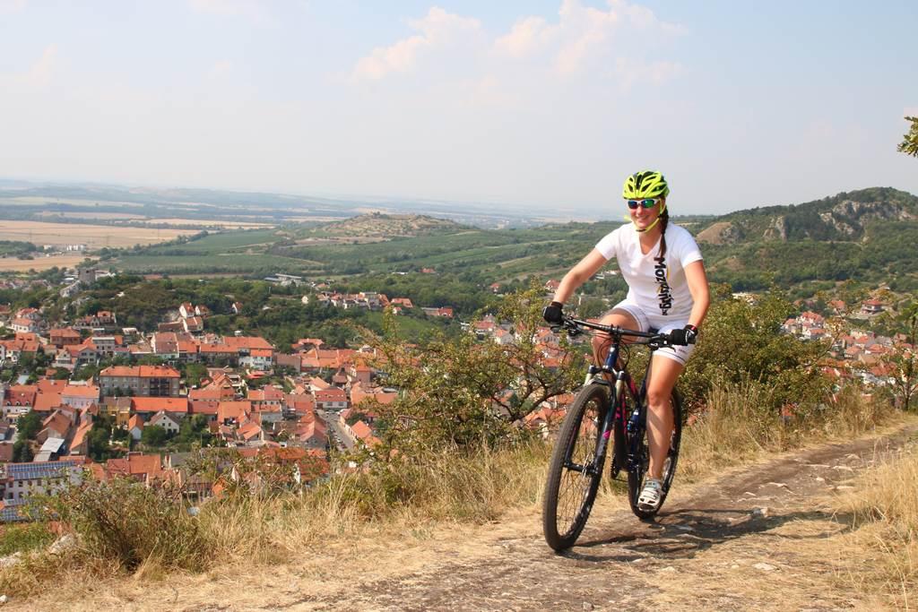Top Fuel 8 Women's összteleszkópos mountainbike Forrás: Bikemag/Bognár Tamás