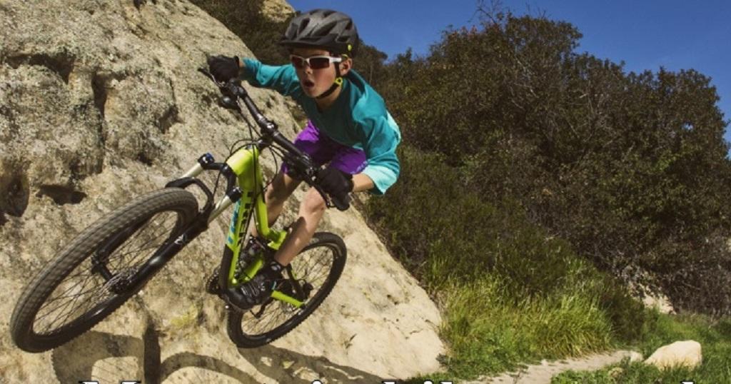 Trek mountain bike gyerekverseny Forrás: Trek.hu