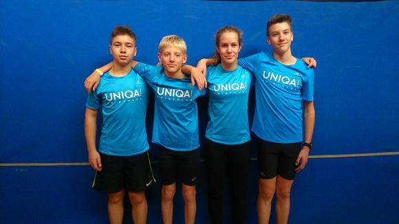 Utánpótlás nevelés Forrás: Uniqa Team Újbuda SE
