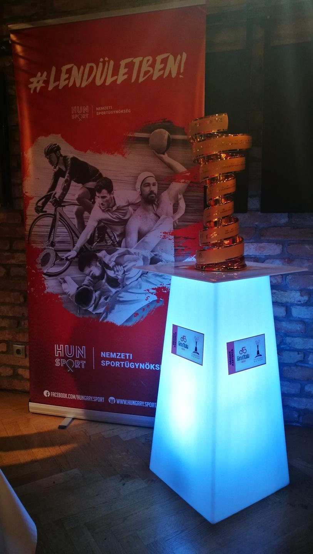Trofeo Senza Fine - a Végtelen Trófea Forrás: Mozgásvilág/Pintér László