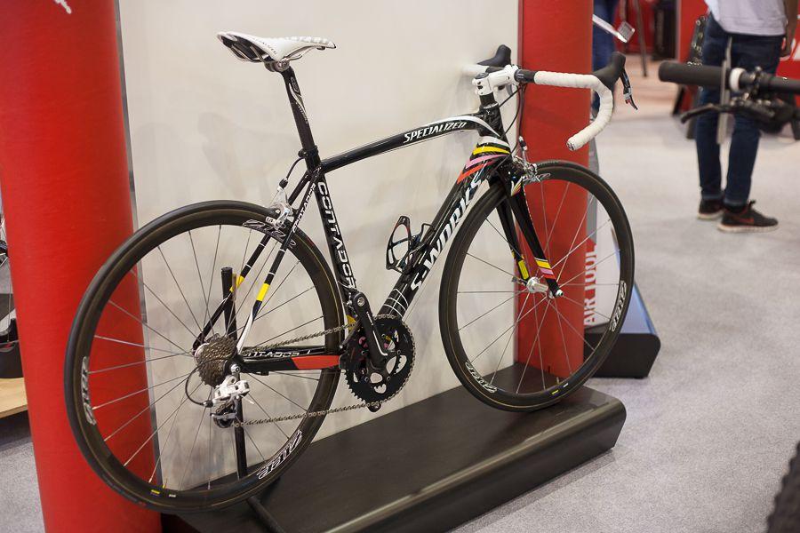 Contador versenygépe Forrás: Kimura