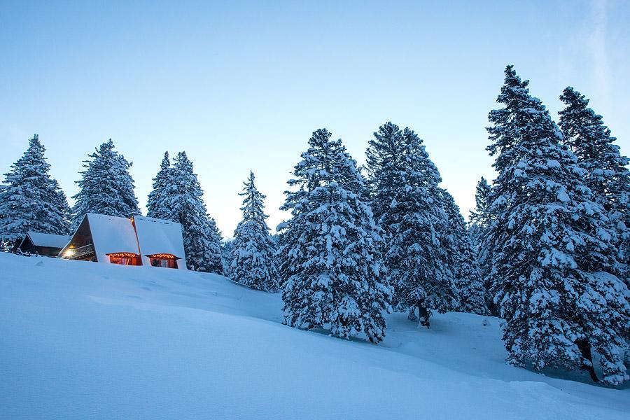 Alpinka télen Forrás: www.szloveniainfo.hu