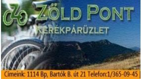 Zöld Pont Kerékpárüzlet és Szerviz | www.mozgasvilag.hu