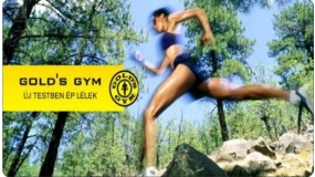 Golds Gym | www.mozgasvilag.hu