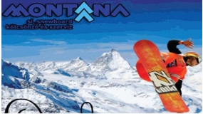 Montana Sport-Sí, Snowboard | www.mozgasvilag.hu