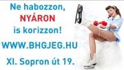 BHG Jégpálya | www.mozgasvilag.hu