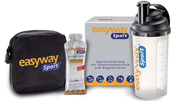 Easyway Sport csomag Zsírégető edzéshez - rásegítés a sudár alakért
